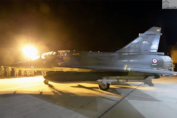 Mirage 2000 - Armée de l'Air