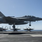 UNITAS: FAB e US Navy começam treinamentos de combate aéreo