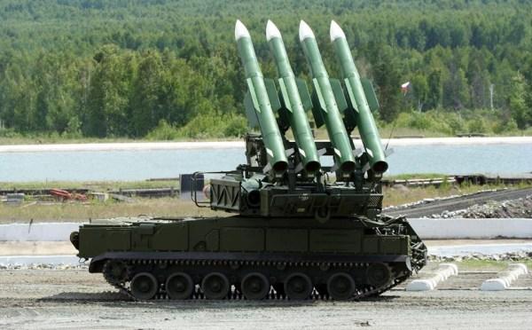 Resultado de imagem para Defesa anti aerea siria