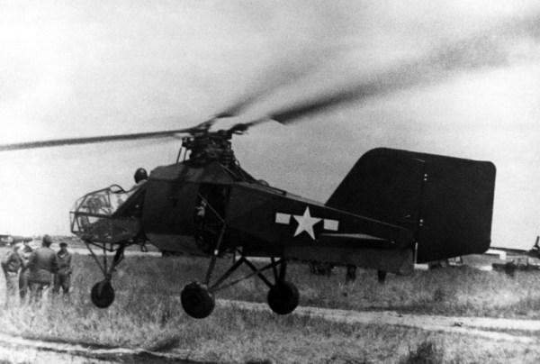 Kolibri capturado pelo Exército dos EUA.