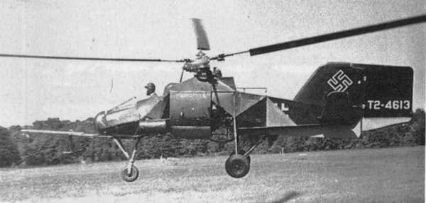 Flettner Fl 282 Kolibri