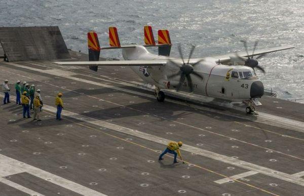 Grumman C-2 Greyhound #0