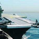 Saab volta a promover o Sea Gripen na Índia