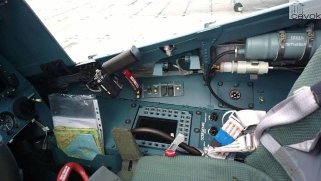 Sukhoi Su-30SM - VKS, Foto - Rustam Bogaudinov (5)