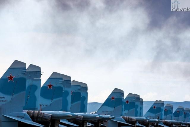 Sulhoi Su-30SM, Foto - Gelio Vostok (22)