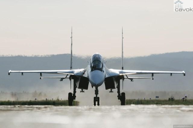 Sulhoi Su-30SM, Foto - Gelio Vostok (30)