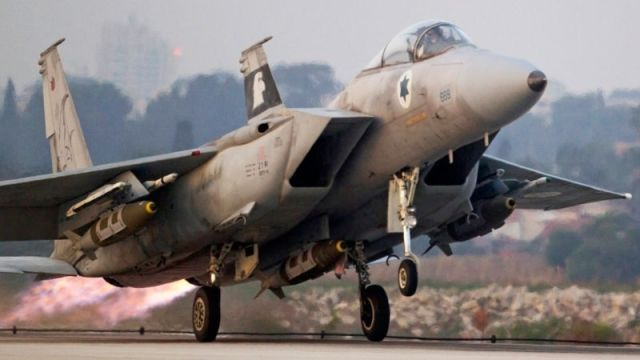 F-15 IAF #0