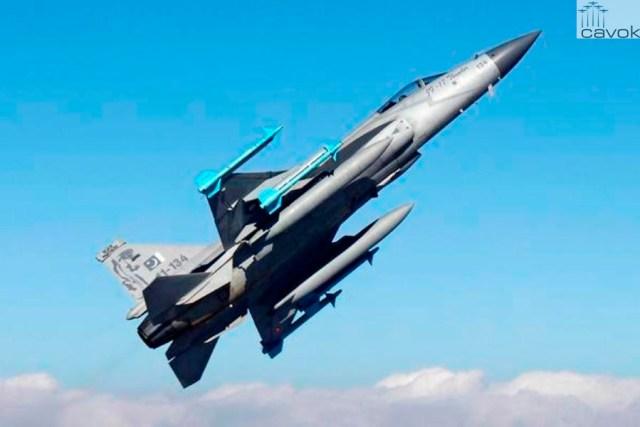 JF-17 Thunder (Foto - PAF) (5)