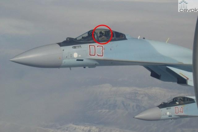 Su-35S - VKS, Síria (10)