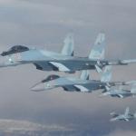 Rússia envia caças Su-35S à Síria