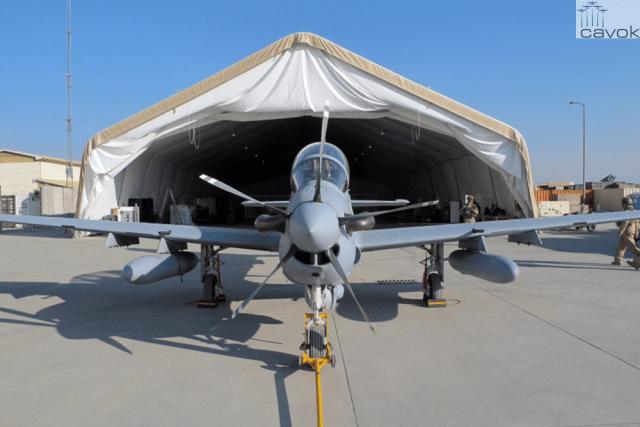 A-29 Super Tucano - AAF (Foto - Slobodan Lekic) (5)