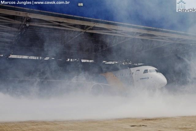 Apresentação do E190-E2, Foto - Marcos Junglas - Cavok Brasil (8)