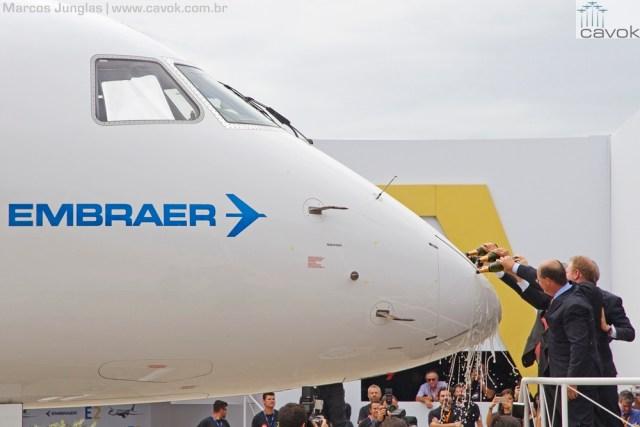 Apresentação do E190-E2, Foto - Marcos Junglas - Cavok Brasil (9)