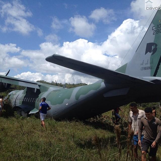 C-105A Amazonas - FAB (2)