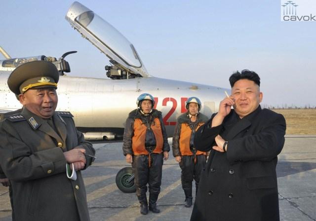 Coreia do Norte organiza seu primeiro Show Aéreo - NHONHO AIR SHOW: Coreia do Norte organiza seu primeiro Show Aéreo