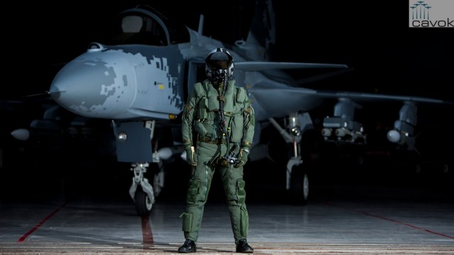 JAS 39E Gripen , Foto - Saab AB