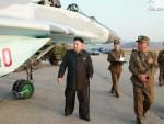 MiG 29UB 12 9.51 Fulcrum B - NHONHO AIR SHOW: Coreia do Norte organiza seu primeiro Show Aéreo