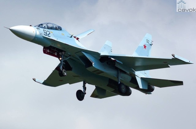 Su-30M2 – VKS, Foto - Ilya Nightingale