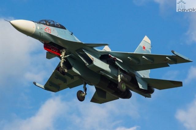 Su-30SM – VKS, Foto - Ilya Nightingale