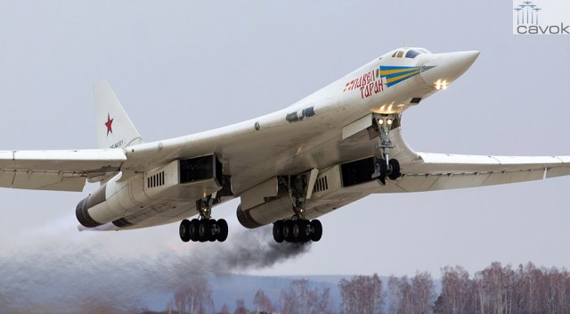 Tu-160, Red 03 - Pavel Taran (RF-94101), Foto - Vadim