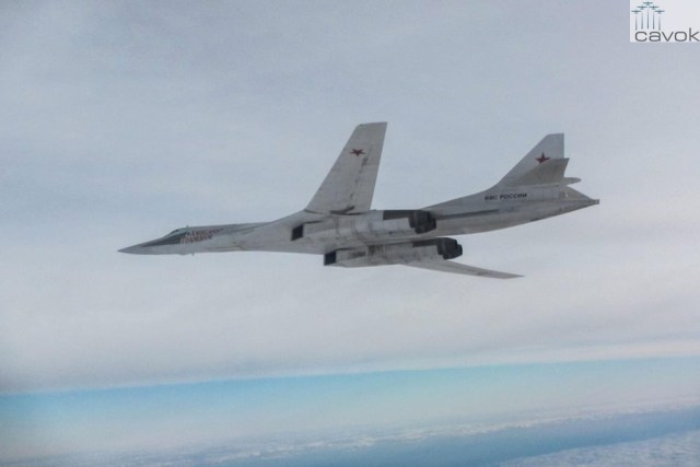 Tu-160, Red 05 - Aleksandr Golovanov (RF-94104), Foto - RAF