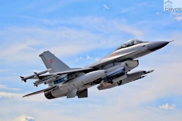 F-16-Danish