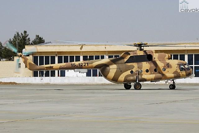 Mi-171 - Iran - Revolutionary Guard Air Force, Foto - A.Mahgoli