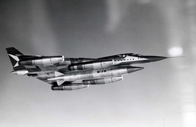 Convair XB-58 Hustler