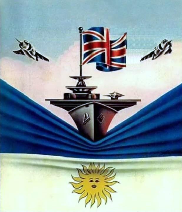 Especial Malvinas Abertura 1 - Guerra das Falklands/Malvinas: uma guerra singular