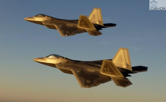Lockheed Martin F-22A Raptor (3)