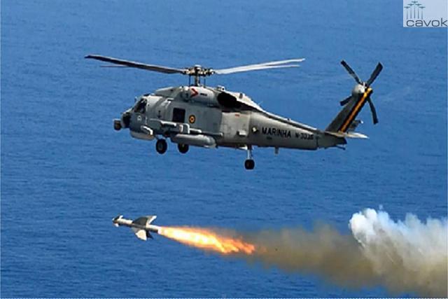 MAS PENGUIN lançado pelo SH-16