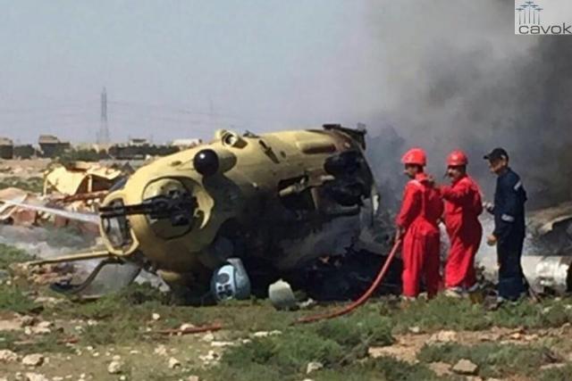Mi-35M - Exército do Iraque (4)