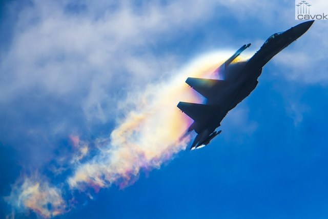 Sukhoi Su-35S - VKS, Foto - Petr Akulin