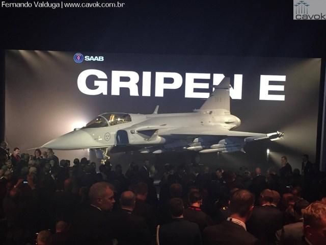 13230899 10207702572737048 1329418113 o - Confira as primeiras imagens do Gripen E (NG)