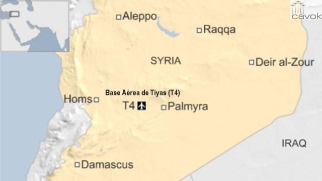 Base Aérea de Tiyas (T4)