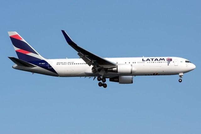 Boeing 767-316ER - LATAM