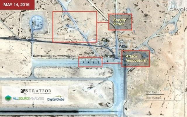 Estado Islâmico destrói Base Aérea síria usada pela Rússia (1)