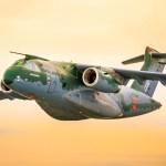 EMBRAER: KC-390 será apresentado mundialmente em evento na Inglaterra em julho