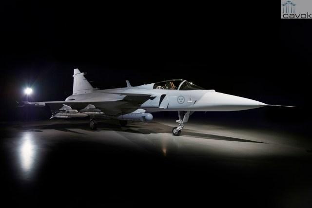 Primeiro protótipo do Saab JAS 39E Gripen (39-8) (11)