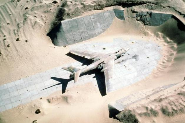 "tu 16 DFST8503640 JPG - Bombardeiros do pós-guerra: Tupolev Tu-16 ""Badger"""