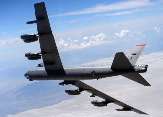 1516433928966082853 - USAF quer remotorizar o B-52