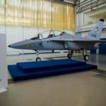 IMAGENS: Primeiro M-346 da Força Aérea da Polônia é apresentado