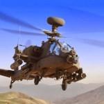 Catar assina pedido para compra de 24 helicópteros AH-64E Apache Guardian