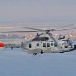 Marinha do Brasil também suspende o uso do Helicóptero H225M Caracal