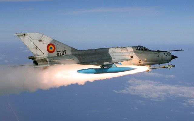 MiG-21 siria #1