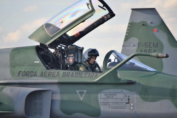 Anápolis sedia operação para combate de guerra eletrônica. (Foto: FAE III)