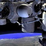 Habitat inflável da NASA recebeu seu primeiro visitante humano no espaço