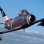 AERONAVES FAMOSAS: North American F-86 Sabre