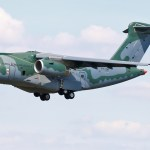 VÍDEO: Embraer KC-390 chega na República Checa