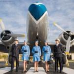 """Avião Douglas DC-3 da Varig disponível para visita no """"Varig Experience"""""""